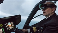Admiral Jugel im Simulatorzentrum