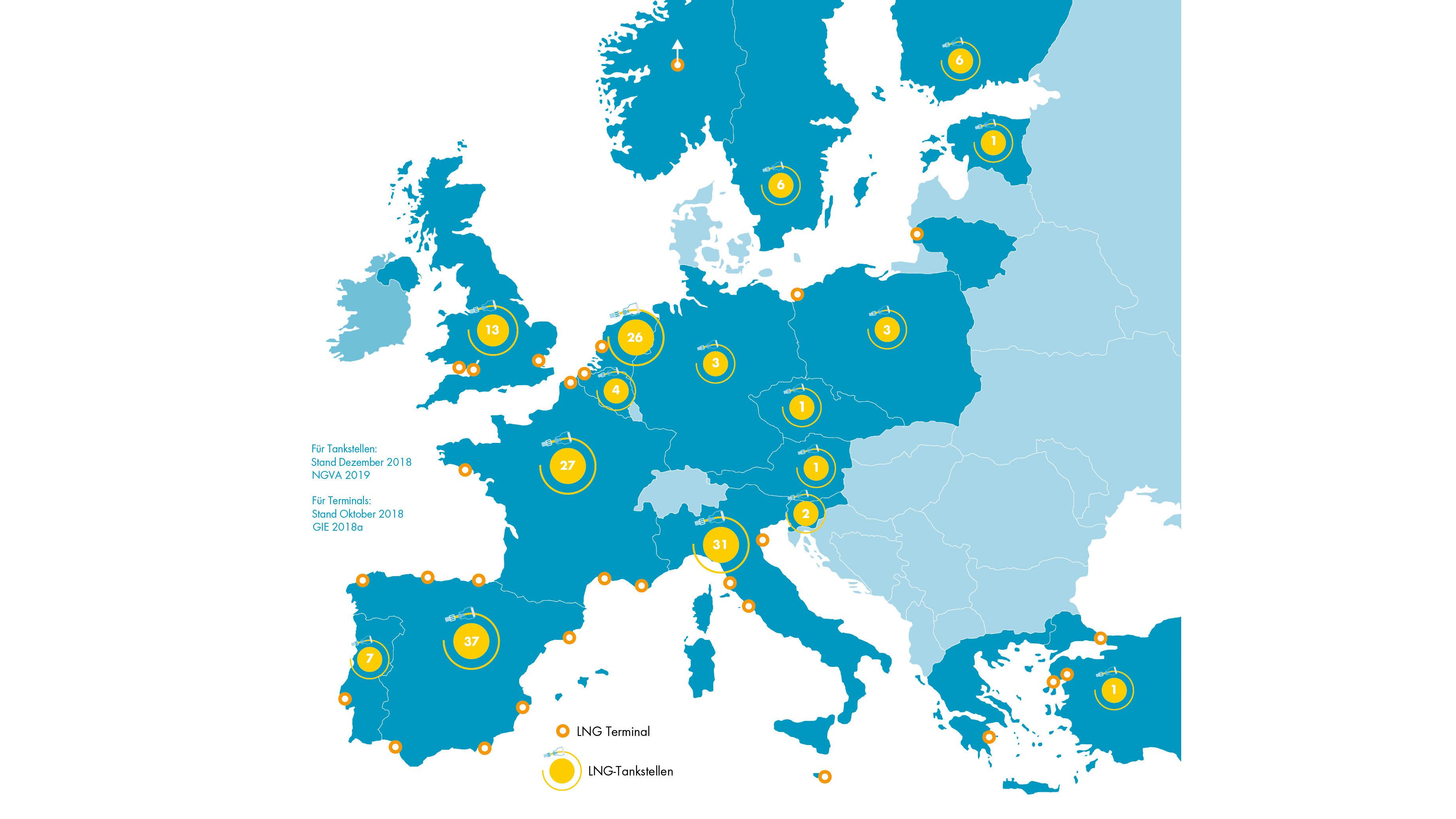 Shell Tankstellen Karte.Welches Potenzial Hat Lng Als Zukünftiger Antrieb