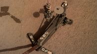 HP3 auf dem Marsboden