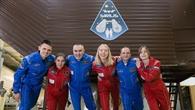 Zum Mond, ohne abzuheben - SIRIUS-19-Isolation in Moskau gestartet