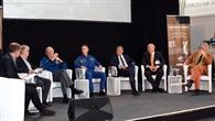 Podiumsdiskussion zur Zukunft astronautische Mondmissionen