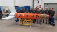 Obere Raketenstufe