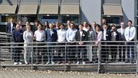 Japanische Delegation zu Besuch beim DLR in Berlin%2dAdlershof