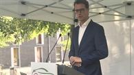 Grußwort des NRW%2dVerkehrsministers Wüst