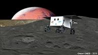Ein Rover für den Marsmond Phobos oder Deimos