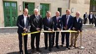 Feierliche Eröffnung des neuen Gebäudes in Dresden