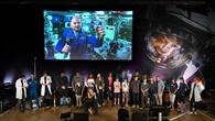 Livecall zur ISS mit Alexander Gerst
