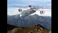 JAXAs Vorschlag für einen Verbundhubschrauber aus ihren Vorentwurfsstudien