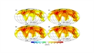 Szenarien für den Strahlungsantrieb heute und 2050