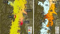 Massenveränderung im Radarblick: Südpatagonisches Inlandeis