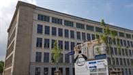 Außenansicht des neuen Gebäudes in der Zwickauer Straße