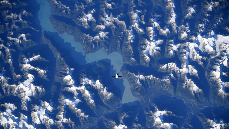 CIMON kehrt nach 14 Monaten auf der ISS zurück zur Erde
