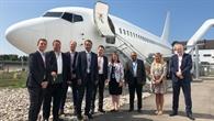 Kooperation mit kanadischer Luftfahrtindustrie und Forschungseinrichtungen