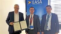 Kooperation zwischen EASA und DLR