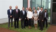 Bildungsministerin Bettina Martin zu Besuch in Neustrelitz