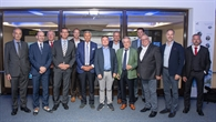 """Besuch der Regierungskommission """"Mehr Sicherheit für Nordrhein%2dWestfalen"""""""