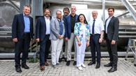 SPD Landesgruppe NRW beim DLR