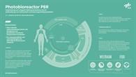 Der Photobioreaktor als Teil des Luftaufbereitungssystems