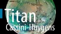 """""""Titan from Cassini%2dHuygens"""" liefert ein erstes Gesamtbild des Trabanten"""