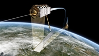 TanDEM-X und TerraSAR-X im Formationsflug