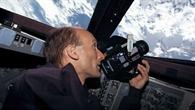 Gerhard Thiele bei der Mission STS%2d99 im Jahr 2000