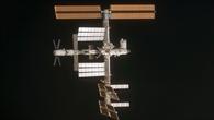 ATV%2d1 Jules Verne, angedockt an der ISS