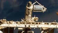 Das europäische Weltraumlabor Columbus ist Teil der ISS
