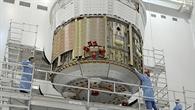 Wiederaufbau am Raumfahrtbahnhof Kourou
