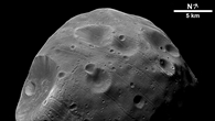 The Martian moon, Phobos