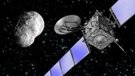 Rosetta - mission to study a comet in detail
