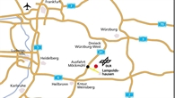 DLR Lampoldshausen %2d Anreise