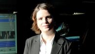 Flugdirektorin Edith Maurer