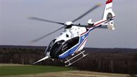 Fliegender Hubschrauber Simulator (ACT/FHS) mit Fly%2dby%2dLight%2d und Fly%2dby%2dWire%2dSteuerung