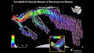 Feststellung von Gletscherbewegungen