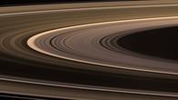 Die Ringe %2d das Markenzeichen des Saturn