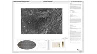 Das Kartenblatt Eurotas Chasmata des Saturnmondes Dione
