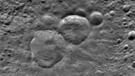 """""""Schneemann""""%2dKrater in der nördlichen Hemisphäre Vestas"""