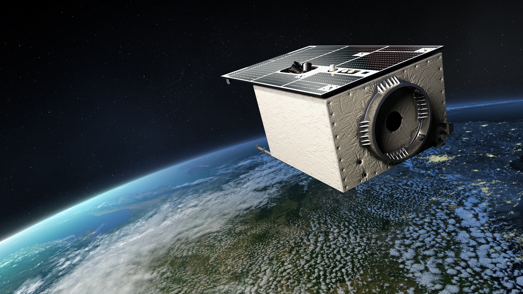 How To Use Remote Start >> EnMAP - Germany's hyperspectral satellite