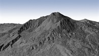 Mount Etna in three dimensions