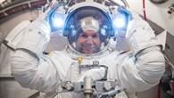Der deutsche ESA-Astronaut Alexander Gerst