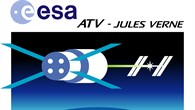 Logo of the ATV Jules Verne mission