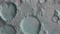Anaglyph image of part of Charitum Montes
