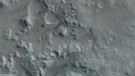 Anaglyph image of Nereidum Montes (section)