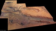Valles Marineris canyon system