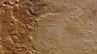Aeolis Mensae %2d Farbdraufsicht