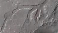 Anaglyphenbild von Ismeniae Fossae