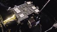 Test der Rosetta%2dSonde im Raumsimulator