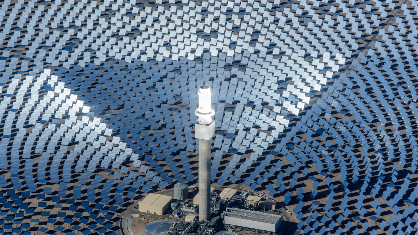 It is all in the mix – study of the efficiency of solar technologies ...