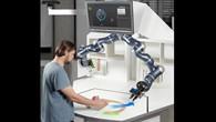 Sichere und intuitive Mensch%2dRoboter Interaktion