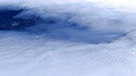 3D%2dAnsicht der Gletscherfront